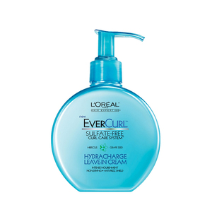 L'Oreal Paris EverCurl Hydracharge Leave-In Cream 177.4ml
