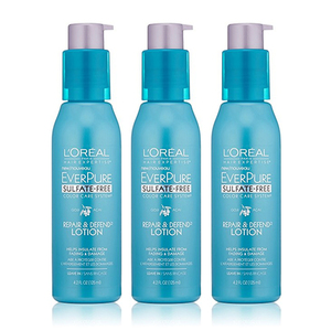 L'Oreal Paris Hair Care Expertise Everpure Repair 3 Pack (251.3ml per pack)