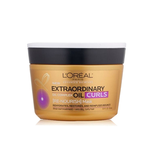 L'Oreal Paris Advanced Haircare Extraordinary Oil Curls Re-Nourish Mask 251ml