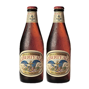 Anchor Liberty Ale 2 Pack (355ml per Bottle)