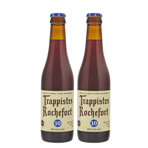 Brasserie de Rochefort Trappistes Rochefort 10 2 Pack (330ml per Bottle)