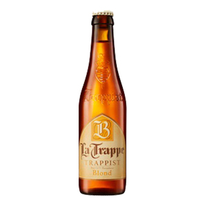 La Trappe Trappist Blond Beer 330ml