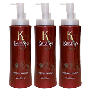 Kerasys Moisturing Strength Conditioner 3 Pack (600ml per pack)