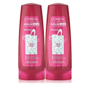 Loreal Paris Advanced Haircare Nutri-Gloss Conditioner 2 Pack (385ml per pack)