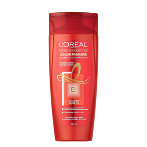 Loreal Color Radiance Shampoo 385ml