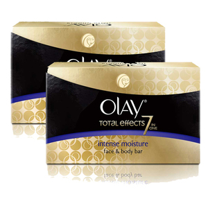 Olay Total Effects 7in One 2 Pack (120g per pack)