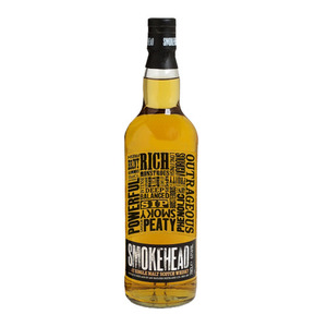Smokehead Islay Single Malt Scotch Whisky 700ml