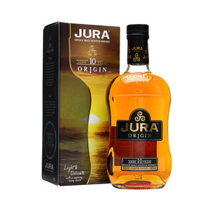 Isle of Jura Origin Single Malt Whiskey 700ml