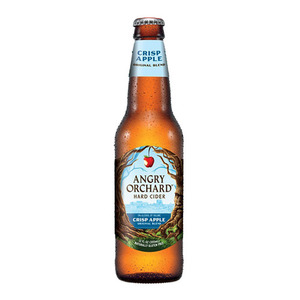 Angry Orchard Crisp Apple Hard Cider 355ml