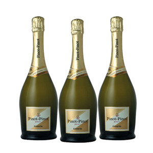 Gancia Pinot di Pinot Brut 3 Pack (750ml per Bottle)