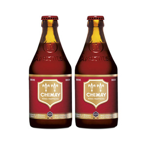 Chimay Red Ale 2 Pack (330ml per Bottle)