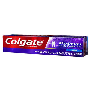 Colgate Maximum Cavity Protection Whitening Toothpaste 122ml