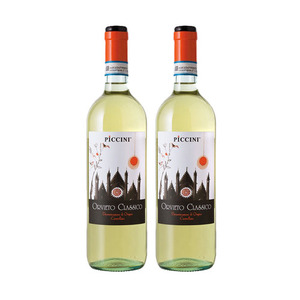 Piccini Orvieto Classico DOC 2 Pack (750ml per Bottle)