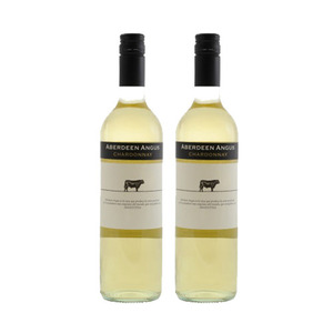 Aberdeen Angus Chardonnay 2 Pack (750ml per Bottle)