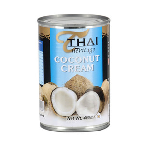 Thai Heritage Coconut Cream 400ml