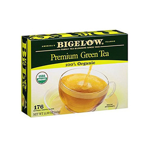 Bigelow Premium Organic Green Tea 340g