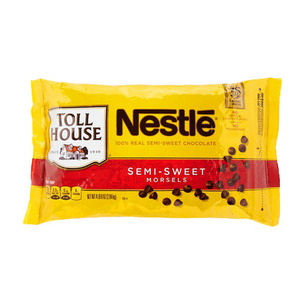 Nestle Toll House Semi-Sweet Chocolate Morsels 2kg