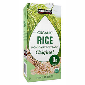 Kirkland Signature Organic Rice Non-Dairy Milk 946ml
