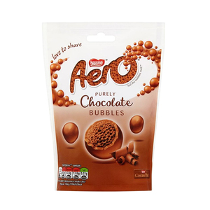 Nestle Aero Chocolate With An Aerated Centre 113g