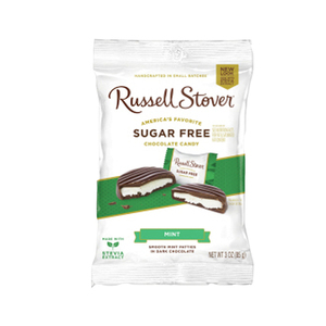Russell Stover Sugar Free Mint 85g