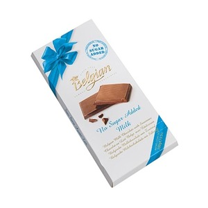 The Belgian Belgian Milk Chocolate Chocolate Bar 100g