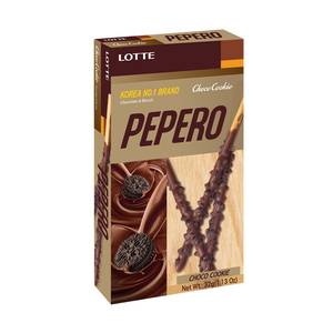 Lotte Pepero Choco Cookie 6x32g