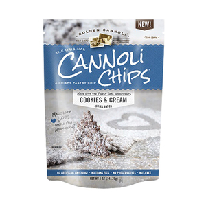 The Original Cookies & Cream Cannoli Chips 144g