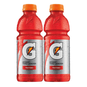 Gatorade Thirst Quencher Fruit Punch 2 Pack (946.3ml per pack)
