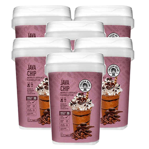 Frozen Bean Java Chip Coffee Powder Mix Drink 6 Pack (1.5kg per pack)