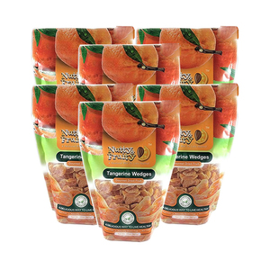 Nutty & Fruity Dried Tangerine Wedges 6 Pack (566.9g per pack)