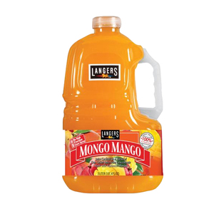 Langers Mongo Mango Juice Cocktail 3L