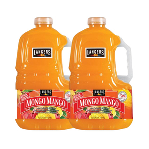 Langers Mongo Mango Juice Cocktail 2 Pack (3L per pack)