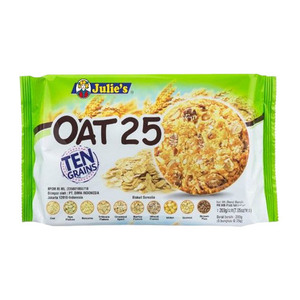 Julie's Oat Ten Grains Cookies 200g