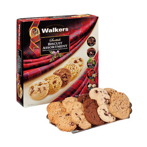 Walkers Scottish Biscuit Assortment 3 Pack (900g per Box)