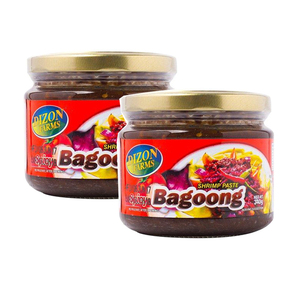 Dizon Farm Shrimp Paste Spicy Bagoong 2 Pack (340g per pack)