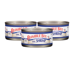 Bumble Bee Tiny Shrimp 3 Pack (113g per pack)