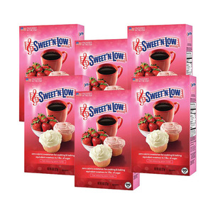 Sweet'N Low Sweetener 6 Pack (226g per Box)