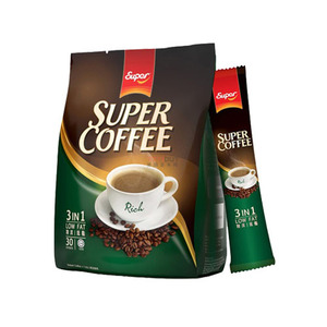 Super Coffee Rich 3in1 Low Fat Coffee 30x20g