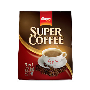 Super Coffee Regular 3in1 Low Fat Coffee 40x20g