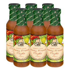 Virginia Brand Vidalia Onion Honey French Royale 6 Pack (354ml per pack)