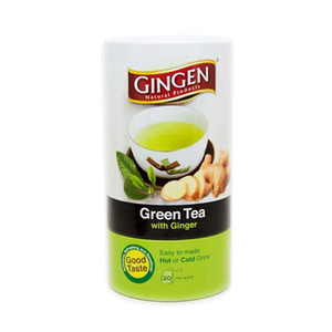 Gingen Green Tea with Ginger 20x2g