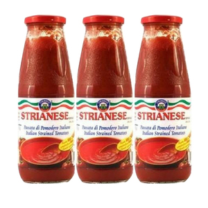 Strianese Strained Tomatoes 3 Pack (680g per pack)