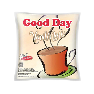 Good Day Vanilla Latte Instant Coffee 30x20g