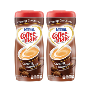 Nestle Coffee-mate Creamy Chocolate Creamer 2 Pack (425.2g per Canister)