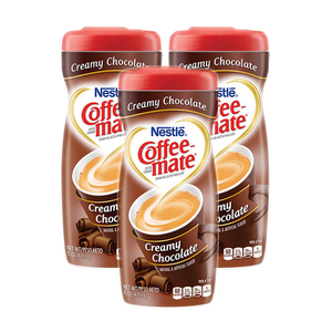 Nestle Coffee-mate Creamy Chocolate Creamer 3 Pack (425.2g per Canister)