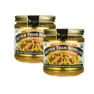 Better Than Bouillon Organic Chicken Base 2 Pack (453.5g per pack)
