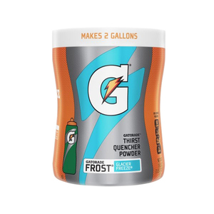 Gatorade Frost Glacier Freeze Thirst Quencher Powder 521g