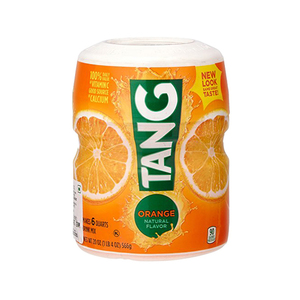 Tang Orange Powdered Drink Mix 566g