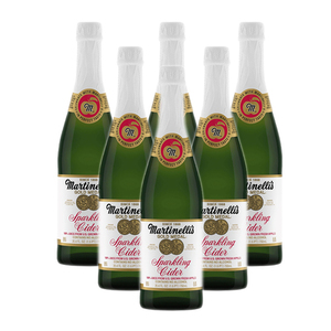 Martinelli's Sparkling Cider 6 Pack (750ml per Bottle)