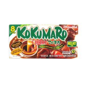 House Foods Kokumaro Curry Medium Hot 140g